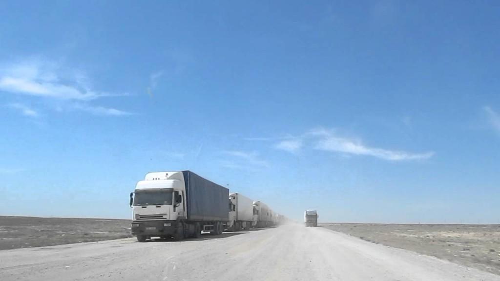 Что нужно фуре для поездки в казахстан
