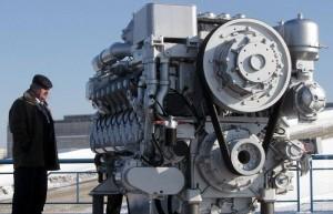 belaz motoras