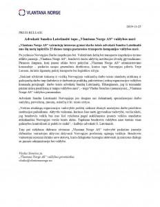 Press release_Vlantana Norge_2019.11.25 LT_page-0001